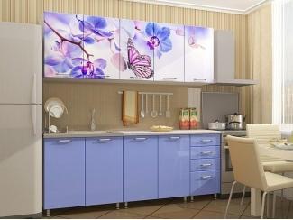 Кухня с фотопечатью 002 - Мебельная фабрика «Гранд Мебель»