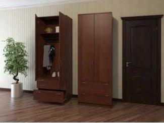 Шкаф распашной 0600-08 - Мебельная фабрика «Орион»