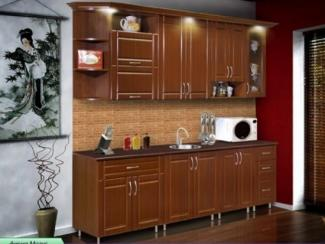 Кухонный гарнитур прямой 14