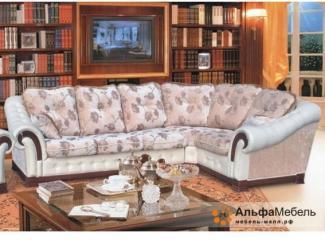 Диван угловой Альфа 5 - Мебельная фабрика «АльфаМебельПлюс»