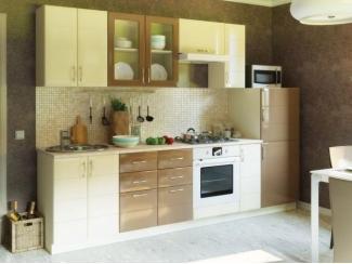 Светлая кухня Лора  - Мебельная фабрика «Ник (Нижегородмебель)»
