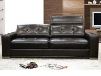 диван кожаный Лайн Lux