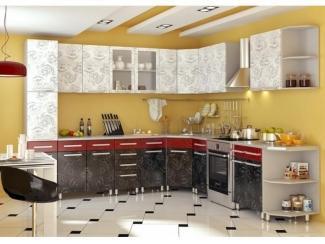 МДФ кухня Капри - Мебельная фабрика «Гермес»