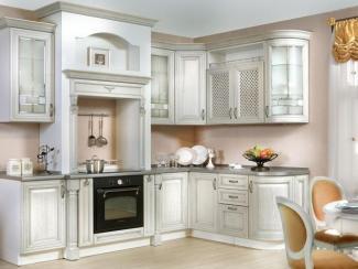 Кухонный гарнитур угловой Балдини 1 - Мебельная фабрика «Градиент-мебель»