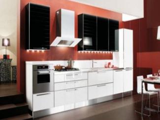 Кухня прямая Модерн 8 - Мебельная фабрика «ДСП-России»