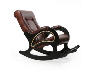 Кресло-качалка М44 - Мебельная фабрика «Мебель Импэкс»