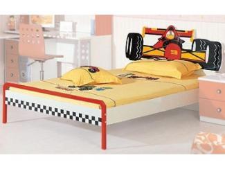 Кровать детская Формула - Мебельная фабрика «Мебель-комфорт», г. Березовский