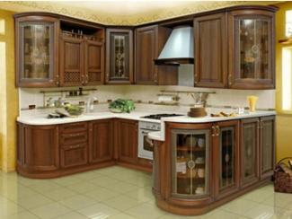 Кухня угловая 16 - Мебельная фабрика «ДСП-России»