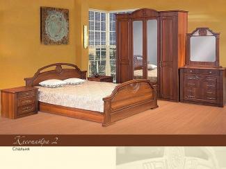 Спальня Клеопатра 2 - Мебельная фабрика «Бакаут»