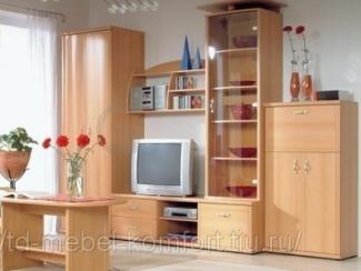 Гостиная стенка Тристан - Мебельная фабрика «Мебель-комфорт», г. Березовский