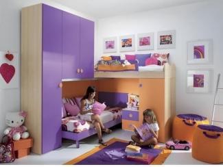 Детская Улыбка 02 - Мебельная фабрика «Лира»