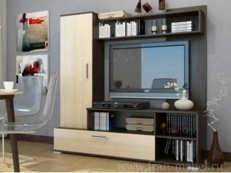 Гостиная в стиле минимализм Лима  - Мебельная фабрика «Фран»