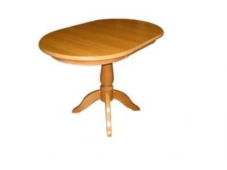 Стол Овальный на одной ноге - Мебельная фабрика «Dimax»
