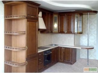 Кухня из массива дерева  - Мебельная фабрика «KL58»