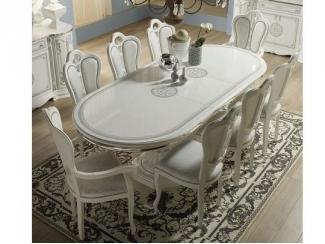Стол Гретта обеденный-2 - Мебельная фабрика «Меридиан»