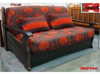 Трехместный диван Амадо Волна - Мебельная фабрика «Бис»