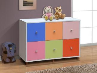 Комод детский с 2-мя ящиками - Мебельная фабрика «РиАл», г. Волжск