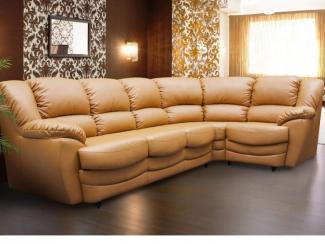 Угловой диван Аляска МД - Мебельная фабрика «АРТмебель»