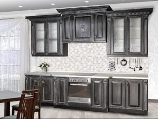 Кухня Регина массив - Мебельная фабрика «Фавор»