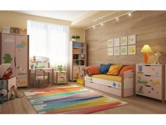 Мебель для детей из МДФ Сюита - Мебельная фабрика «Порта»