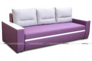 Раскладной диван МВС Марсель Тройка еврокнижка  - Мебельная фабрика «Фабрика МВС»