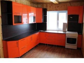 Угловая кухня - Мебельная фабрика «Архангельская мебельная фабрика»