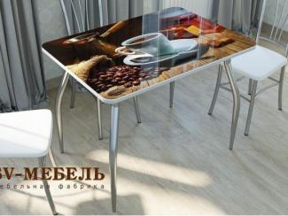 Стол кухонный Кофе - Мебельная фабрика «SV-мебель»