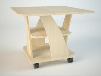 Светлый журнальный стол  - Мебельная фабрика «Маэстро»
