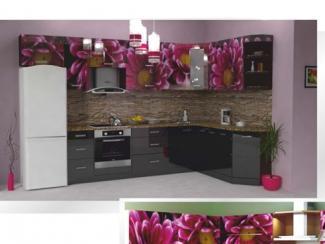 Кухонный гарнитур Фотопечать 12 - Мебельная фабрика «Форт»
