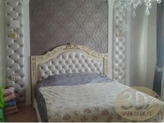 Кровать  - Изготовление мебели на заказ «3dluxe»
