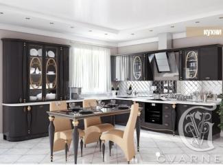 Элитная мебель для кухни Vegas - Мебельная фабрика «Гварнери»