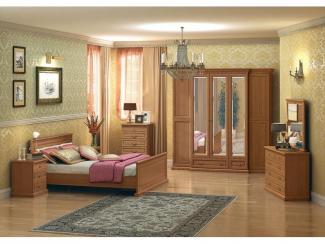 Спальный гарнитур Леди - Мебельная фабрика «Прогресс»
