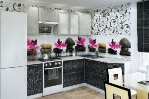 Кухонный гарнитур Огни Нью Йорка - Мебельная фабрика «Славные кухни (ИП Ларин В.Н.)»