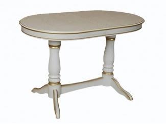 Стол обеденный из массива Рубин 8 - Мебельная фабрика «Салем-Мебель»