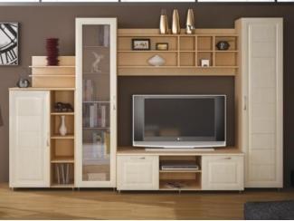 Удобная гостиная из мдф Лада  - Мебельная фабрика «Фран»