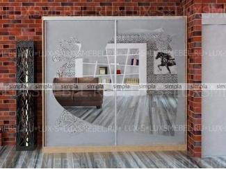 Шкаф-купе 30 - Мебельная фабрика «Люкс-С»