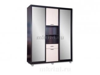 Удобный шкаф-купе Шк 06 01 - Мебельная фабрика «Риал»