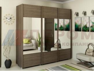 Вместительный шкаф-купе - Мебельная фабрика «Лером»