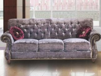 Диван прямой ЧИКАГО  - Мебельная фабрика «ALVI SALOTTI»