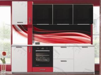 Кухонный гарнитур прямой Глэм2 - Мебельная фабрика «Фарес»