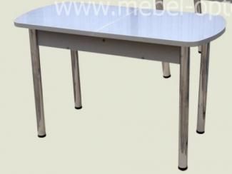 Стол обеденный металлический - Мебельная фабрика «Долорес»