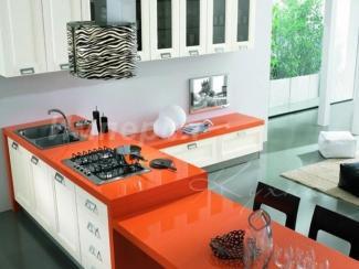 Кухонный гарнитур угловой SCARLETT - Мебельная фабрика «Империя кухни», г. Одинцово