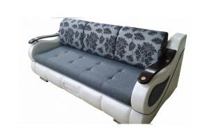 Стильный прямой диван Каприз  - Мебельная фабрика «Поволжье Мебель»