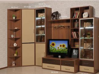 Гостиная «Карисма» - Мебельная фабрика «SON&C»