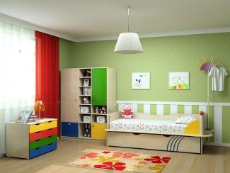 Детская 30 - Изготовление мебели на заказ «Детская мебель», г. Москва