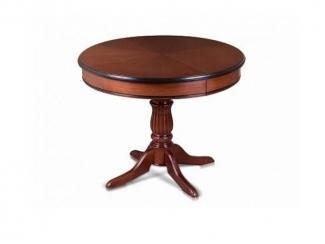 Стол круглый обеденный раздвижной Элегия 1 - Салон мебели «Faggeta»