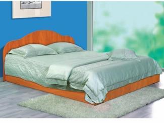 Кровать с низкой спинкой - Мебельная фабрика «Актив-М»