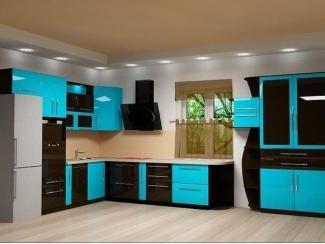 Угловая кухня - Мебельная фабрика «Три кита»