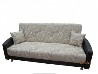 Классический прямой диван - Мебельная фабрика «Идиллия»