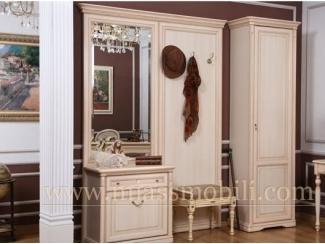 Прихожая Джоконда - Мебельная фабрика «Миасс Мебель»
